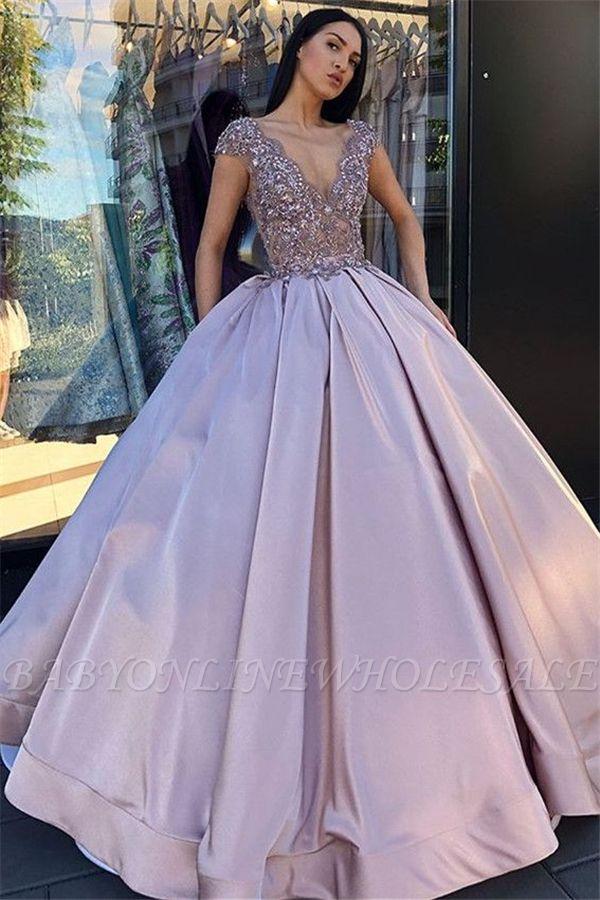 Luxus Abendkleider Lang Gunstig | Abiballkleider mit ...