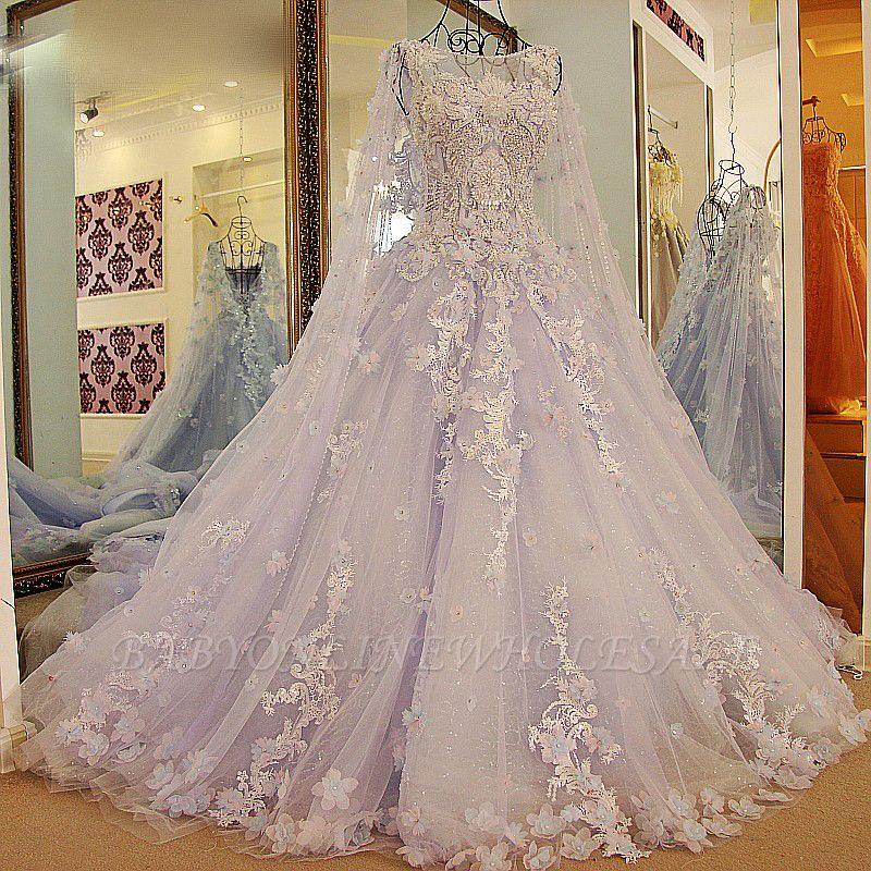 Lila Abendkleider Quinceañera Kleider | Wunderschöne Abendkleider Spitze und Tüll
