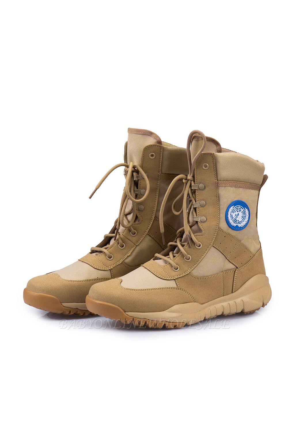 Men's Military Combat Boots Lightweight Military and Tactical Boot