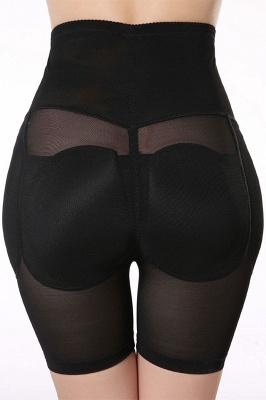 Daily Wear Chinlon&Polyester Black Women's Shaper-Briefs Shapewear_4