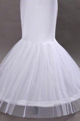 Glamorous Taft Meerjungfrau Hochzeit Petticoats_4