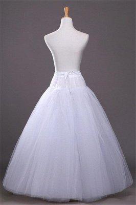 Günstige A-Linie Tüll Taft Hochzeit Petticoat_3