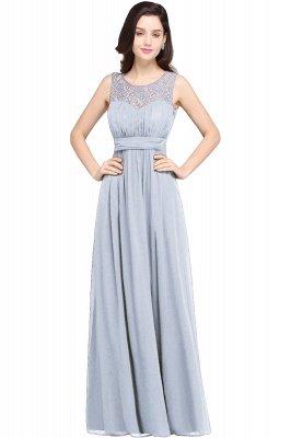 Jewel Long gaine en mousseline de soie-parole longueur manches en dentelle sexy robe de soirée_4