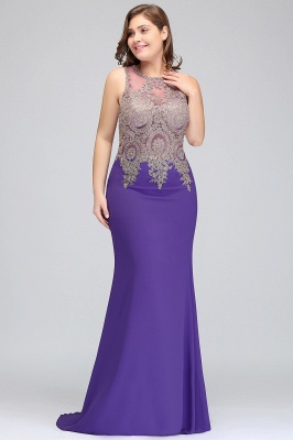 plus size prom dresses long