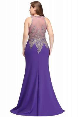 long plus size prom dresses