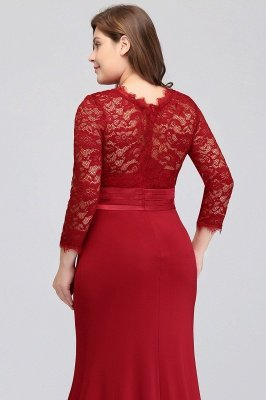 plus size bridesmaid dresses with sleeves cheap 2018