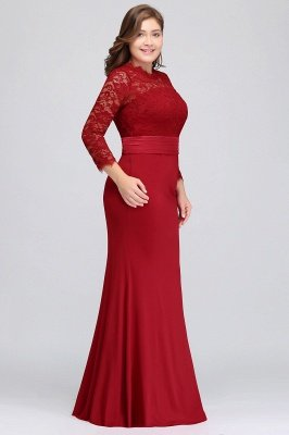 plus size bridesmaid dresses with sleeves 2018