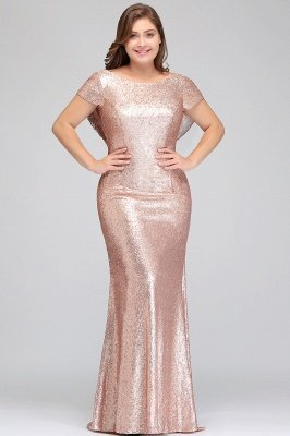 ESPERANZA | Mermaid Sleeveless Floor-Length Scoop Sequins Prom Dresses_9