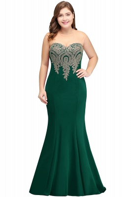 EMMY | Mermaid Floor-Length Sheer Prom Dresses with Rhinestone Appliques_29