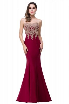 EMMY | Mermaid Floor-Length Sheer Prom Dresses with Rhinestone Appliques_19