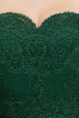 NOLA | Mermaid Off-the-shoulder Long Appliques Satin Bridesmaid Dresses_6