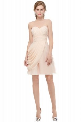 NELLIE | A-line Sweetheart Strapless Ruffles Chiffon Homecoming Dresses_8