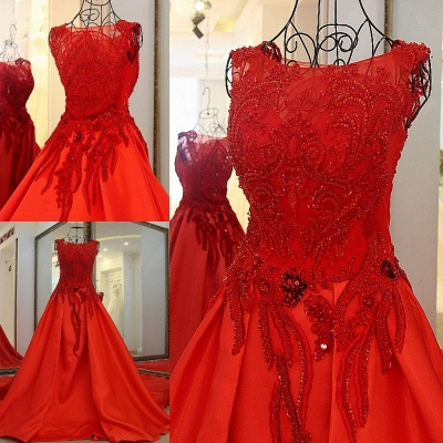 Illusion Jewel Beading Sleeveless Quinceanera Dress