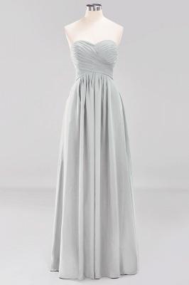 Herz Ausschnitt Braujungfernkleider Träglos | Elegantes Brautjungfer Kleid Weinrot_29