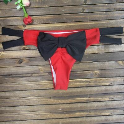 Bowknot Swims kurze Bikinihose_3