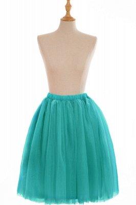 Nifty Short A-line Mini Skirts   Elastic Women's Skirts_17