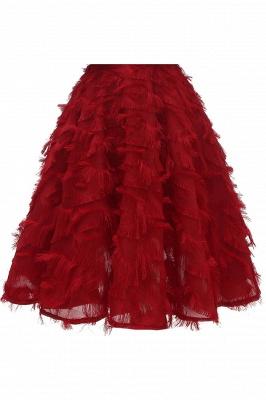 Schlichtes Vintage Rockabilly Kleid | Schöne Damen 50er Jahre Kleid_14