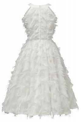 Elegante A-Linie Damen Vintage Kleider   Retro Vintage Rockabilly Kleid_18