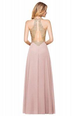 Великолепное бордовое вечернее платье без рукавов с v-образным вырезом | Дешевое Формальное Платье_18