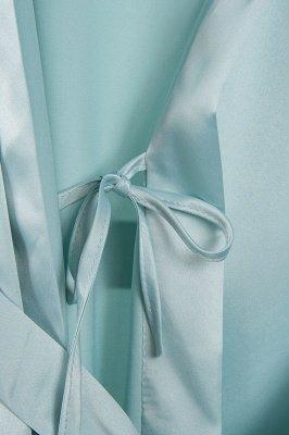 Lace Bridal Robe / Bridesmaid Robes / Robe / Bridal Robe / Bride Robe / Bridal Party Robes / Bridesmaid Gifts / Satin Robe_19