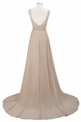 SLNY Rhinestone Embellished  Backless Evening Dress CLEARANCE SALE & FREE SHIPPING_9