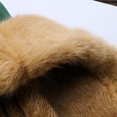Electric Army Green Faux Fur Chubby Jacket | Superstar Faux Fur Coat in Burgundy/Black/Gray Shawl Collar_21