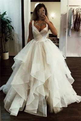 Lace Straps Ball Gowns | Chic Formal Dresses