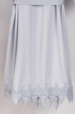 Lace Bridal Robe / Bridesmaid Robes / Robe / Bridal Robe / Bride Robe / Bridal Party Robes / Bridesmaid Gifts / Satin Robe_34