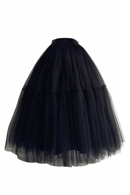 Bambi | Black Ball Gown Petticoat_13