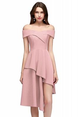 MALLORY | Robes de bal asymétriques à bretelles asymétriques_1