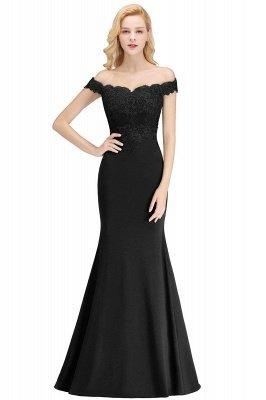 Elegante Brautjungfernkleider Dunkelgrün Online Kaufen | Günstige Brautjungferkleider Mit Applikationnen_7