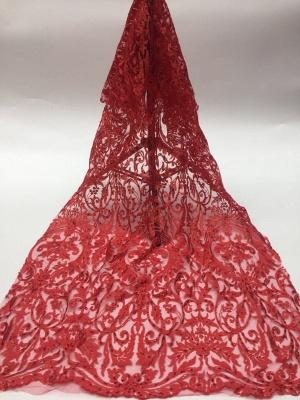 Burgunder V-Ausschnitt Langarm Pailletten Mermaid Velvet Fur Prom Dresses_4