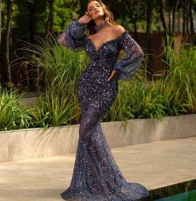Sexy-Off-Shoulder-Mermaid-Sequins-Prom-Dress-Slim-Evenign-maxi-Dress_2