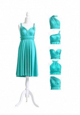 Vestido turquesa Multiway Infinity_5