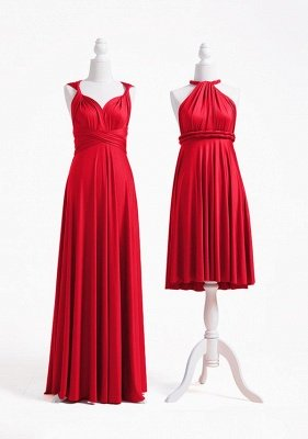 Red Multiway Infinity Dress_2