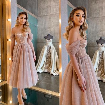 Boho lantejoulas brilhantes vestido maxi de tule macio para festa sexy sem encosto espinha de peixe vestidos de noite para mulheres_1