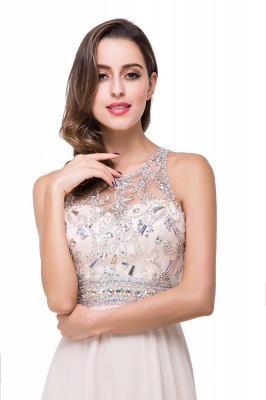 ADALYN | A-line Jewel Chiffon Prom Dress with Beading Crystal_7