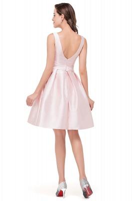 EMERSON | A-Line Sleeveless Knee Length Short Prom Dresses_3