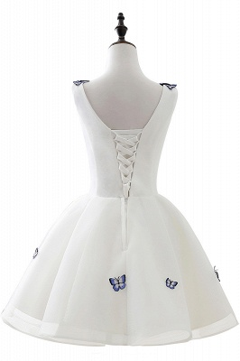 ANGEL | A-line Cute Homecoming Dress With Butterfly_3
