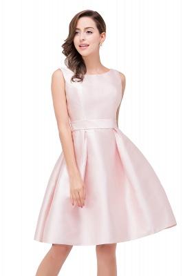 EMERSON | A-Line Sleeveless Knee Length Short Prom Dresses_7