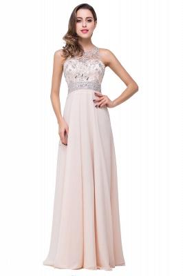 ADALYN | A-line Jewel Chiffon Prom Dress with Beading Crystal_2