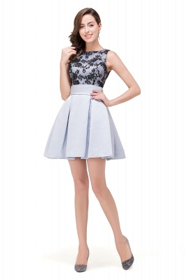 a line cocktail homecoming dresses