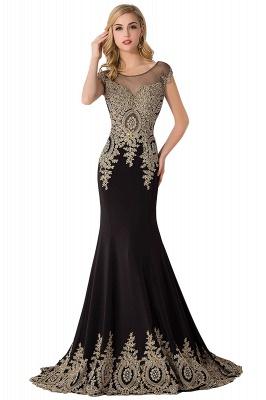chiffon lace prom dresses