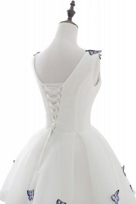ANGEL | A-line Cute Homecoming Dress With Butterfly_5