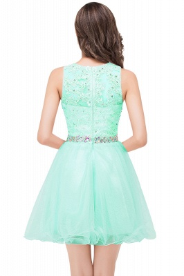 applique homecoming dresses