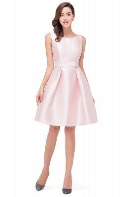EMERSON | A-Line Sleeveless Knee Length Short Prom Dresses_1