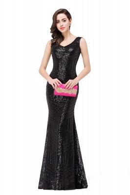 EVERLEIGH | Mermaid V-neck Sleeveless Floor-Length Sequins Prom Dresses_8