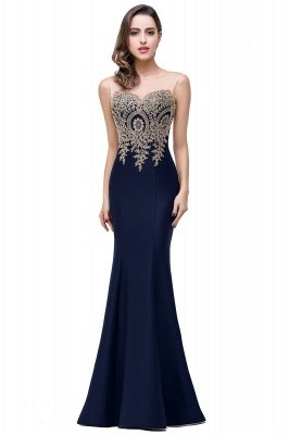 EMMY | Mermaid Floor-Length Sheer Prom Dresses with Rhinestone Appliques_13