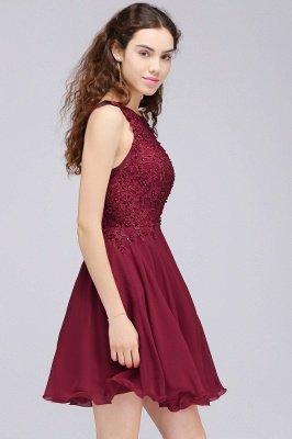 Slim A-line Homecoming Dresses