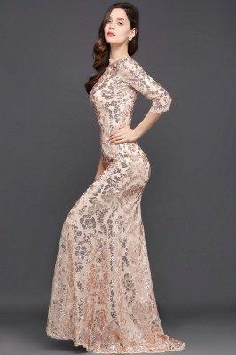 AVERI | Mermaid Scoop Sequins Gorgeous Prom Dress_5
